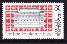 Germany 1447 MNH 1985 Frankfurt Stock Exchange 400th Anniversary Issue Very Fine