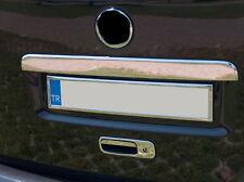 Chrom Kofferraumleisten Satz für VW Caddy Life  3 teilig Edelstahl