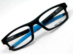 Sport Crosslink Pitch Eyeglasses Rx Eyewear Frame Satin Black Matter OX8037-0154