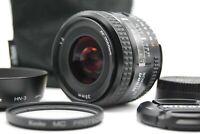 [N MINT] Nikon AF Nikkor 35mm f/2 Wide Angle Lens F Mount from Japan #30036