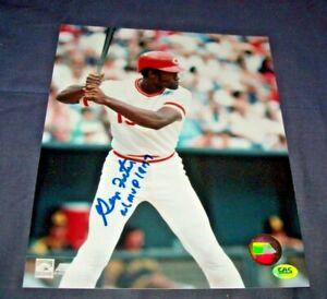 Cincinnati Reds George Foster NL MVP 1977 Autographed 8x10 Picture