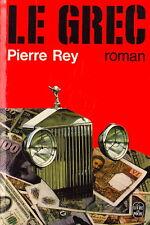 Le Grec - Pierre Rey - Eds. LDP - 1982