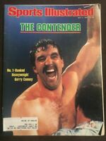 GERRY COONEY - SPORTS ILLUSTRATED - MAY 4, 1981