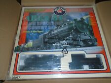 Lionel 6-30087 Area 51 Alien Spaceship Recovery Train Set MINT SEALED O-Gauge