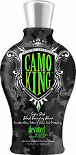 Camo King Black Bronzer & Tattoo Protection Tanning Lotion by Devoted Creations