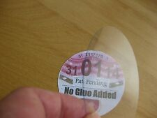 Windscreen magicWsticker Tax  Disc Holder  No glue Added