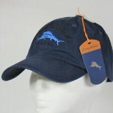 TOMMY BAHAMA GOLF HAT---ONE SIZE FITS ALL-MARLIN---UNWORN!-NEW!TAGS!