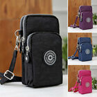 Women Cross-body Mobile Phone Shoulder Bag Pouch Case Handbag Purse Wallet New Q