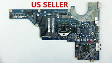 638856-001 Amd Motherboard for Hp Pavilion G4 G6 G7 Laptops, incl Cpu, Us Loc A