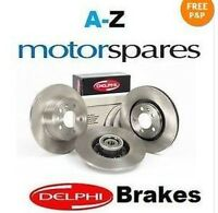 FOR JAGUAR XJ8 4.0 2000-2002 FRONT BRAKE DISCS SET AND DISC PADS KIT + WI SENSOR