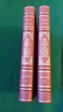 LAMARTINE JOCELYN 1836 RELIE 2 VOLUMES