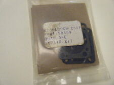 MCCULLOCH CARB GASKET KIT P/N 90409
