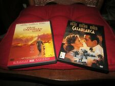 2 Dvds-What Dreams May Come (Special Edition) and Casablanca