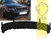 Frontspoiler Spoilerlippe für Audi A4 B6 8E Limo Avant für S-Line Stoßstange
