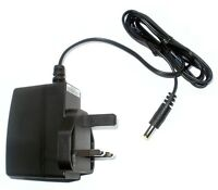 ZOOM 1201 & 1204 EFFECTS PROCESSORS POWER SUPPLY REPLACEMENT ADAPTER UK 9V