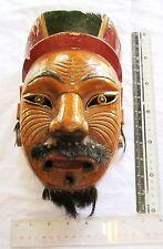 VINTAGE Bouyei Tribe Nuo Opera Mask Guizhou Province,China
