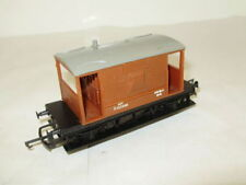 C-6 Very Good Plastic OO Scale Model Train Carriages