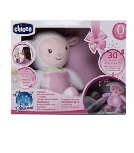 Chicco First Dreams BNIB pink Baby Girl Toy From 0+ Months