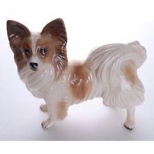 Ceramic Collie Dog Figurine