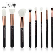 8pcs Makeup Set Brushes Foundation Eyeliner Brush Lip kit Rose gold Tool Jessup