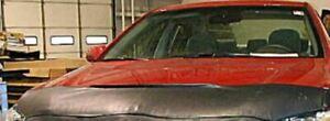 Lebra Hood Protector Mini Mask Bra Fits Toyota Camry 2007-2011 07-11