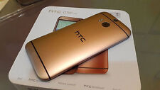 Brand NEW HTC One M8 - 32GB - Amber Gold (UNLOCKED) Smartphone - BOXED