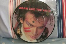"""ADAM AND THE ANTS - Antrap  (7"""" SINGLE, PICTURE DISC) . FREE UK P+P ............"""