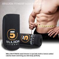 Waist Trimmer Belt-Adjustable Belly Fat Burner Abdominal Weight Exercise Belt