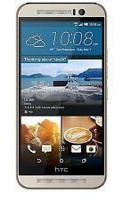 HTC One M9 (Latest Model) - 32GB - Gold on Silver (Sprint) Clean ESN! Grade A-