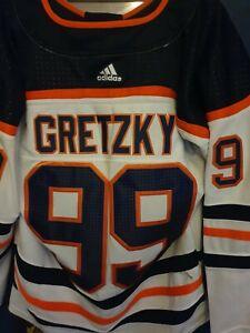 Edmonton oilers GRETZKY 99 jersey
