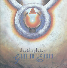 Gone to Earth by David Sylvian (CD, 1986 Virgin UK) Experimental/Ambient/Fripp