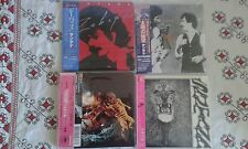 Santana - 7 Japanese mini LP + Caravanserai Disk Union Box**New**