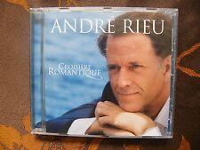 CD ANDRE RIEU - Croisière Romantique / Polydor  (2002)