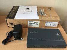 Kramer VP-414xl Composite Video & S-Video To VGA Scaler Converter