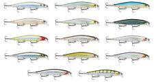 "Rapala Shadow Rap Bass, Muskie, Pike Striper Fishing Lure SDR11 Rip Bait 4 3/8"""