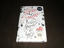 Gerald Scarfe signed Long Drawn Out Trip A Memoir
