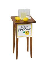 Genuine Byers Choice Lemonade For Sale Table Lemons Glasses Super Cute Accessory