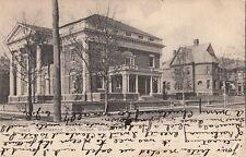 Postcard Conewango Club House Warren PA
