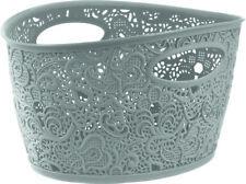 Korb Victoria 29 x 21 x 16 cm Grey CURVER