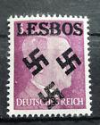Local Deutsches Reich WWll Propaganda,Private overprint Lesbos MNH