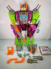 Transformers Headmaster G1 Scorponok Takara/Hasbro 1987 100% Complete