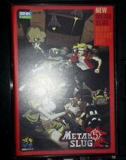 Metal Slug 5 SNK Neo-geo AES Japan EXC