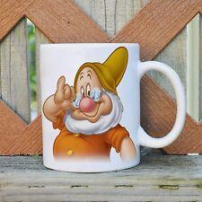 Tazza ceramica DOTTO SETTE NANI ceramic mug