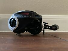 Quantum Accurist AC101SPTA 6.3:1 Gear Ratio Left Handed Reel