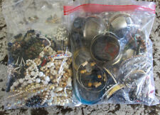 5 LB Crafters Jewelry Lot Fashion Costume Bracelets Necklaces Repurpose