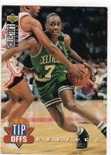 figurina CARD BASKET NBA 1993/94 NEW numero 167 DEE BROWN