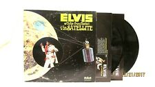 1973 Elvis Aloha from Hawaii via Satellite Vinyl LP 33 RCA R 213736 Rock