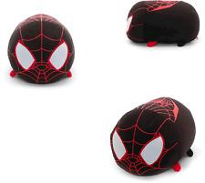 Peluche Disney Tsum Tsum grande Miles Morales spider-man H 24 x L 25 x P 39 cm