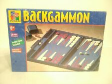 1999 Pavilion Backgammon Game #147 Travel Case by Geoffrey NEW IN SEALED BOX