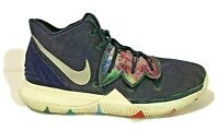 Nike Men's Kyrie 5 Irving Nike Multi Color & Multi-Color Basketball Shoes Size 7